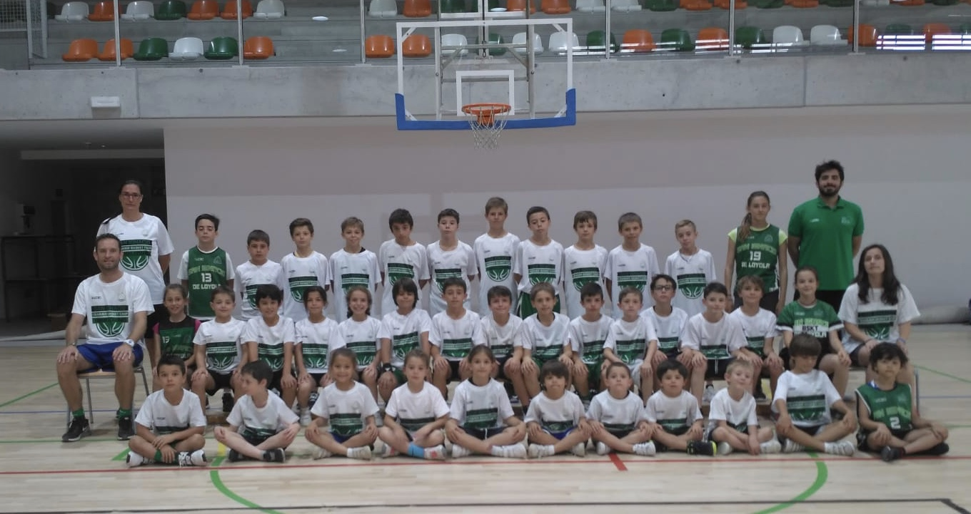 foto campues basket